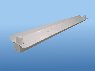 LED直管用器具 120cm 1灯用 反射笠型(NL-FA401)の画像1