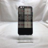 ■送料無料■iPhone6/6S対応★英国チェック柄ハードケース♪