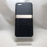 ■送料無料■iPhone6Plus/6sPlus対応★3トーン切り返しソフトケース♪