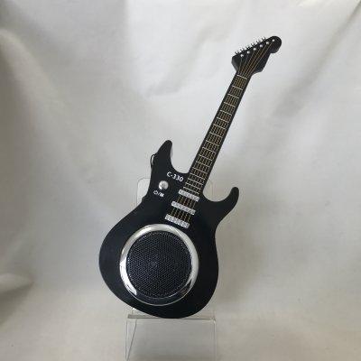 カッコいいギター型!!◆bluetoothポータブルミニワイヤレススピーカー◆