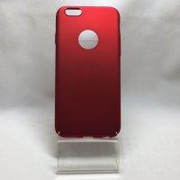 ■送料無料■iPhone6/6s★対応★鉄板内蔵つや消しアルミ調ハードケース♪
