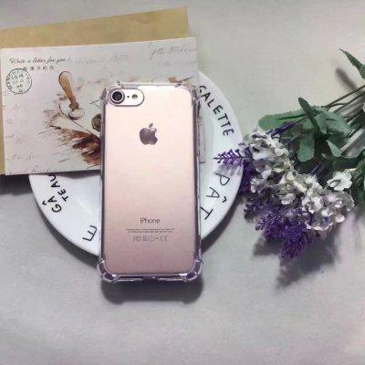 ■送料無料!!■新作入荷■iPhone7対応■シンプル派な方に♪クリアーTPUソフトケース■全4色 A-096