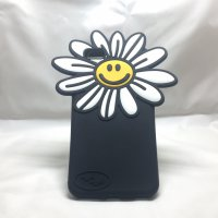 ■送料無料!!■新作入荷!!■iPhone6plus/6splus対応■花柄♪マーガレットシリコンケース♪