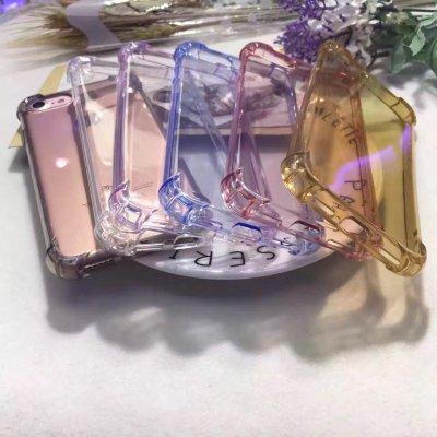 ■送料無料!!■新作入荷■iPhone6plus対応■シンプル派な方に♪クリアーTPUソフトケース■全4色 A-009