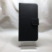■送料無料■iPhone7Plus★対応★レザー調シンプル手帳型ケース♪