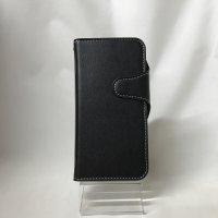 ▪️送料無料▪️iPhone7Plus★対応★マグネットタイプ♪シンプルな手帳型フェイクレザーケース♪ 7P-54(BK)