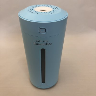 LED搭載卓上加湿器♪◆COLOR CUP HUMIDIFIER◆