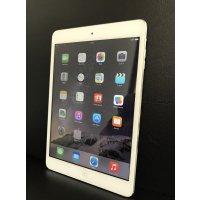 待望の入荷!!格安♪Apple🍎 iPadmini16Gシルバー中古レザーケース付き♪