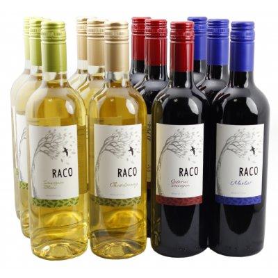 風の谷の純木ワイン RCO アソートセット12本