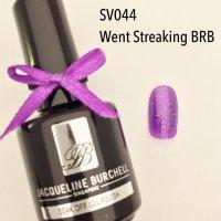 【セルフネイルに簡単!】カラージェル SV044 Went Streaking BRB