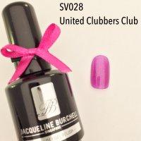【セルフネイルに簡単!】カラージェル SV028 United Clubbers Club