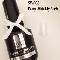 【セルフネイルに簡単!】カラージェル SW006 Party With My Buds