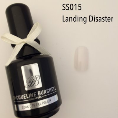【セルフネイルに簡単!】カラージェル SS015 Landing Disaster