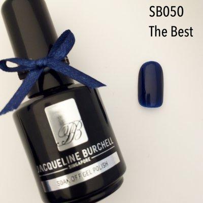 【セルフネイルに簡単!】カラージェル SB050 The Best