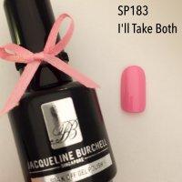 【セルフネイルに簡単!】カラージェル SP183 I'll Take The Both
