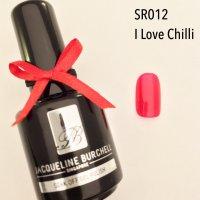 【セルフネイルに簡単!】カラージェル SR012 I Love Chilli