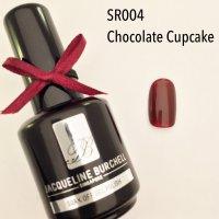 【セルフネイルに簡単!】カラージェル SR004 Chocolate Cupcake