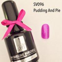 【セルフネイルに簡単!】カラージェル SV096 Pudding & Pie