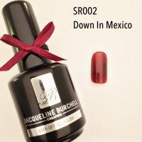 【セルフネイルに簡単!】カラージェル SR002 Down In Mexico