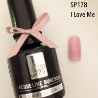 【セルフネイルに簡単!】カラージェル SP178 I Love Me