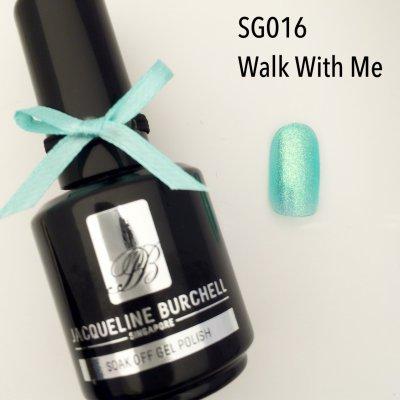 【セルフネイルに簡単!】カラージェル SG016 Walk With Meの画像1