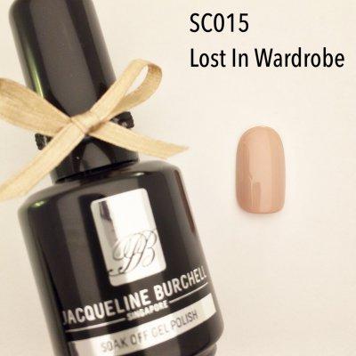 【セルフネイルに簡単!】カラージェル SC015 Lost In Wardrobe