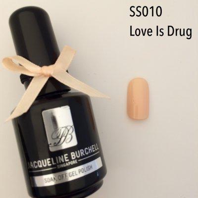 【セルフネイルに簡単!】カラージェル SS010 Love Is A Drug