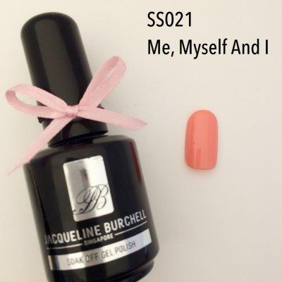 【セルフネイルに簡単!】カラージェル SS021 Me, Myself And I