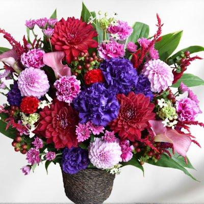 お祝い用 お花のオーダーメイドギフト 43,200円→いまだけ32,400円セット