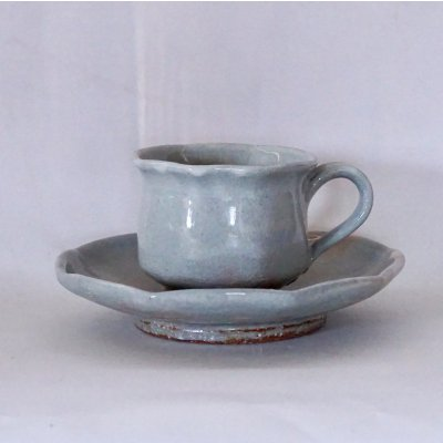 HAKKAKU Cup & Saucer