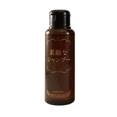 【通販で購入】素敵なシャンプー 100ml