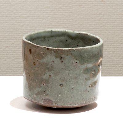 テトツチト 「冬の星」 陶器・ローリング焼酎グラス