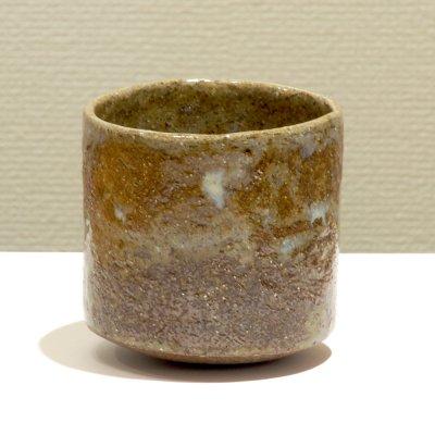 テトツチト 「鳥雲」 陶器・ローリング焼酎グラス