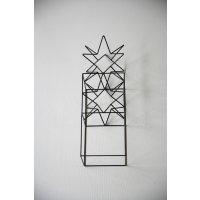 平野米三 「羽化」 金属彫刻