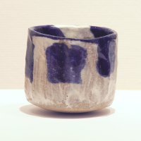 テトツチト 「星祭」 陶器・ローリング焼酎グラス