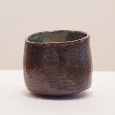 テトツチト 「秋うらら 小」 陶器・焼酎グラス