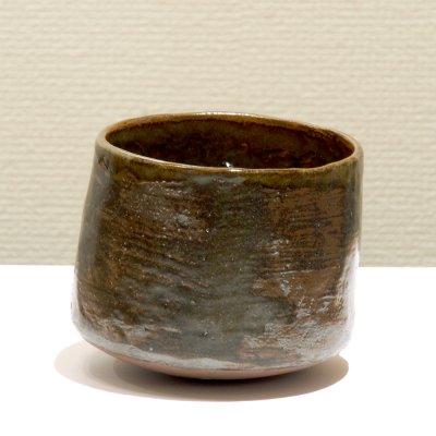 テトツチト 「秋うらら」 陶器・ローリング焼酎グラス