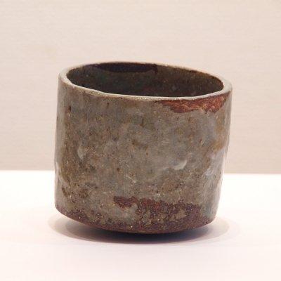 テトツチト 「野遊び」 陶器・ローリング焼酎グラス