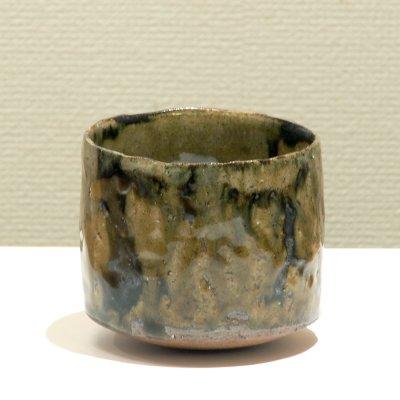 テトツチト 「秋思」 陶器・ローリング焼酎グラス