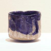 テトツチト 「星涼し 大」 陶器・ローリング焼酎グラス