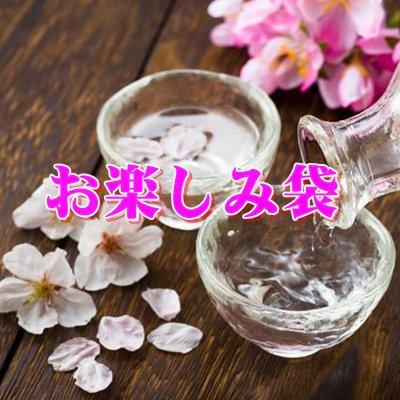 ※期間限定 お楽しみ袋(日本酒4合瓶(720ml)3本セット)