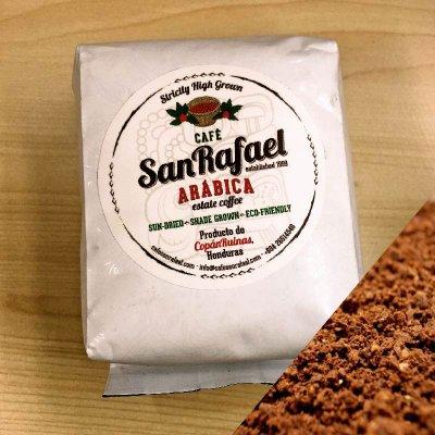 【訳有り半額】【ホンジュラスコーヒー 237g (8oz) ミディアムロースト・中挽き】Honduran Coffee 237g (8oz) Medium Roast Medium Ground Coffee※賞味期限切れのため現在半額の画像1