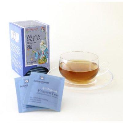 【女性の健やかな日々をサポート‼︎】「女性のためのお茶」オーガニックハーブティー ヒルデガルドシリーズ18袋入り SONEENTOR