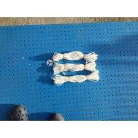 ステーロープセット - 8m×3本 & ステー用のリング -