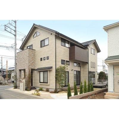 健康住宅 家族収納(二世帯向け抗酸化住宅)40坪
