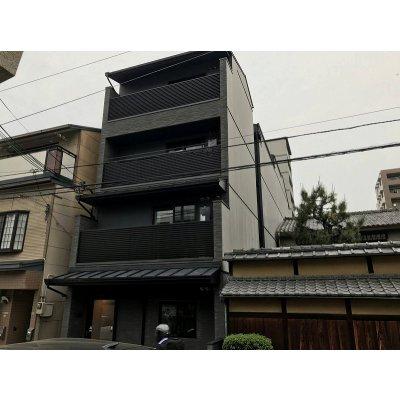 収益物件:四条堀川ホテル