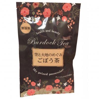 サポニンが摂れる!百々花のごぼう茶/スッキリ実感したい方におすすめ!!
