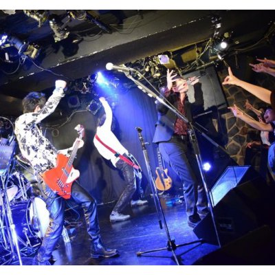【終了】1月8日 (月祝) ライブチケット「PLAY DON'T WORRY 〜 コピーでぶっとばせ!」@代々木