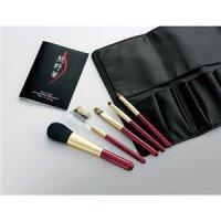 熊野化粧筆セット 筆の心 180-07B