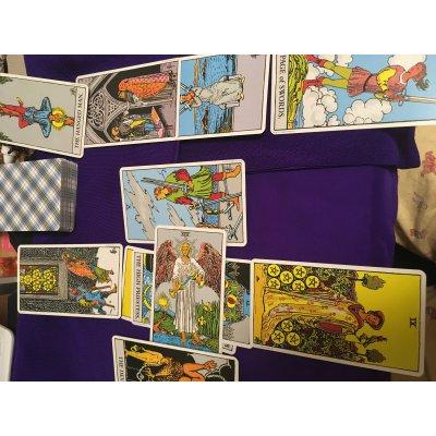 王・女王として生きる!タロットカードセッション 対面1時間10000円の画像2